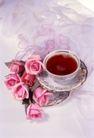 茶与咖啡0027,茶与咖啡,水果食品,玫瑰花 咖啡 瓷器