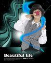 人物0017,人物,韩国设计元素,红鼻子 快乐小丑
