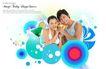 人物0044,人物,韩国设计元素,幸福 年轻 情侣