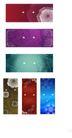 全新花纹0253,全新花纹,韩国设计元素,
