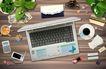 桌面书签0046,桌面书签,韩国设计元素,笔记本 信息 输入