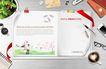 桌面书签0073,桌面书签,韩国设计元素,