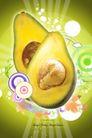 水果0008,水果,韩国设计元素,