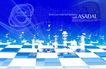电子科技0101,电子科技,韩国设计元素,格子棋盘