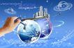 电子科技0103,电子科技,韩国设计元素,钥匙 星球
