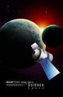 电子科技0142,电子科技,韩国设计元素,卫星 太阳 行星