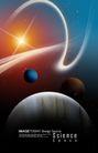 电子科技0144,电子科技,韩国设计元素,星空 外太空 十字星
