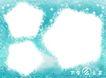 绿野小精灵0001,绿野小精灵,浪漫柔情写真模板,白色 多边形 五边形