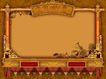 贵族风情0001,贵族风情,浪漫柔情写真模板,边框 成语 图饰