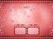 韩城恋情0010,韩城恋情,浪漫柔情写真模板,边框 花朵 红色