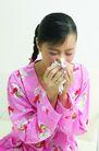 早安少女0045,早安少女,综合,感冒了 擤鼻涕