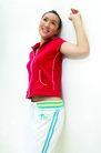早安少女0063,早安少女,综合,红色休闲衣