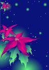 花卉0018,花卉,底纹背景,