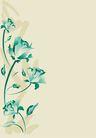 花卉0020,花卉,底纹背景,