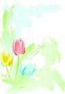 花卉0021,花卉,底纹背景,