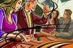 潮流印象0071,潮流印象,生活方式,赌桌