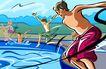潮流印象0084,潮流印象,生活方式,泳池 夏季游泳
