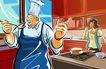 潮流印象0090,潮流印象,生活方式,厨师
