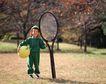 童趣0150,童趣,儿童,巨大球拍