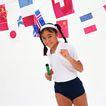 童趣0169,童趣,儿童,旗帜