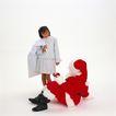 童趣0175,童趣,儿童,圣诞服 圣诞老人