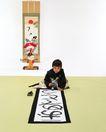童趣0177,童趣,儿童,作画 书法