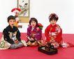 童趣0184,童趣,儿童,和服童装