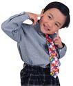 儿戏童年0049,儿戏童年,儿童,花领带 小大人