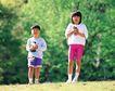儿童宠物0053,儿童宠物,儿童,户外 抱着宠物 短裤