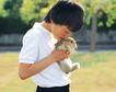儿童宠物0076,儿童宠物,儿童,亲亲宠物
