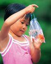 儿童宠物0097,儿童宠物,儿童,袋子 鱼儿 塑料袋