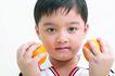 儿童广告0045,儿童广告,儿童,健康儿童 手拿水果