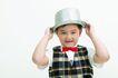 儿童广告0061,儿童广告,儿童,圆帽