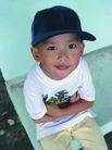 儿童生活0032,儿童生活,儿童,歪戴帽 小手抱胸 小男子汉