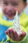 儿童生活0033,儿童生活,儿童,玻璃塔 儿童成长 玻璃工艺品