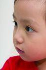 儿童生活0034,儿童生活,儿童,幼儿侧脸 儿童面孔 纯真少儿