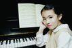 儿童生活0041,儿童生活,儿童,小琴手