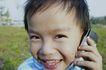 儿童生活0073,儿童生活,儿童,打手机