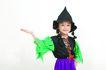 儿童造型0094,儿童造型,儿童,小巫师 衣着 右手抬起