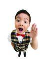 儿童造型特写0064,儿童造型特写,儿童,呼喊 小手掌