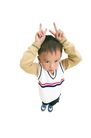 儿童造型特写0087,儿童造型特写,儿童,手势