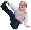 天真儿童0082,天真儿童,儿童,黑色裤子