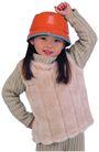 天真儿童0084,天真儿童,儿童,桔红帽子
