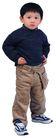 天真儿童0092,天真儿童,儿童,站着 小帅哥 毛线衣