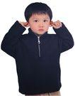 天真儿童0113,天真儿童,儿童,拧住耳朵 拉链衣
