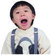 幻想儿童0076,幻想儿童,儿童,张大嘴