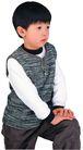 幻想儿童0087,幻想儿童,儿童,背心 手放在膝头