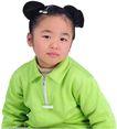 幻想儿童0093,幻想儿童,儿童,小女孩 童装 绿色上衣