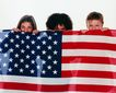 成长岁月0068,成长岁月,儿童,美国国旗