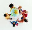 成长岁月0075,成长岁月,儿童,地球模型